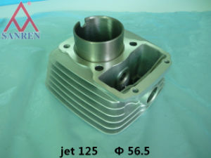 Motorcycle Cylinder Liner (JET 125) pictures & photos