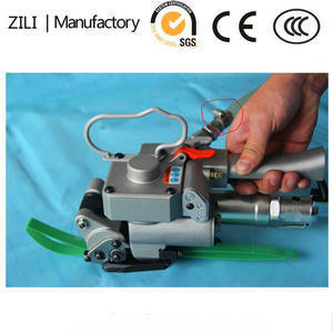 Pet Strap Pneumatic PP/Pet Strapping Tool Strapping Machine pictures & photos