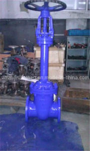 Stainless Steel/Carbon Steel DIN Bellows Seal Gate Valve pictures & photos