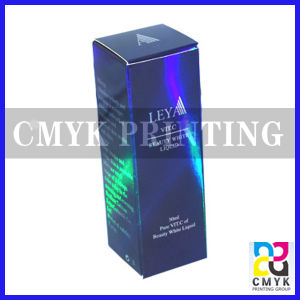 Paper Cosmetics Packaging Box