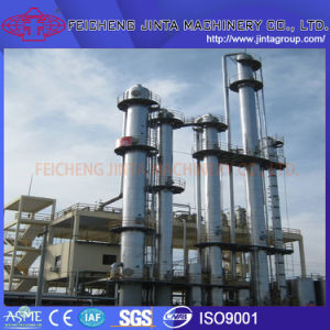 Alcohol/Ethanol Equipment Factory Complete Alcohol/Ethanol Distillation Plant pictures & photos