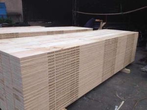 Full Pine Scaffolding Board From Factory pictures & photos