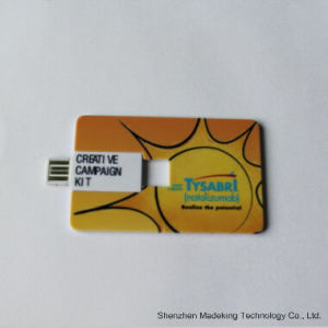 Hot Credit Card USB Webkey with Custom Size pictures & photos