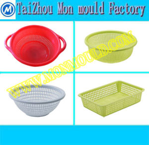 Plastic Sifter Rice Container Mold pictures & photos