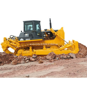 Shantui SD22 Bulldozer with Cummins Engine Similar Cat D7 pictures & photos