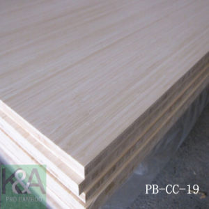 Natural Vertical Bamboo Panel (three- ply) (PB-CC-19)