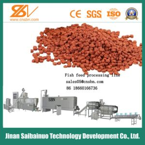 Ce Certificate Best Seller Floating Fish Feed Machine pictures & photos