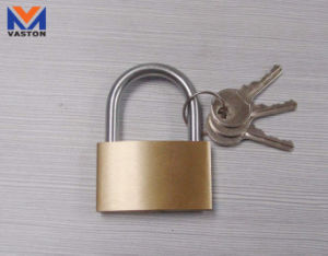Thin Type Brass Padlocks, Door Locks pictures & photos
