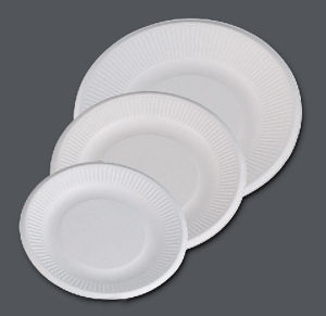 Paper Pulp Plate Biodegradable 6′′ 7′′ 8′′ 9′′ pictures & photos