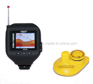china potable wireless sonar watch fish finder (ff518) - china, Fish Finder