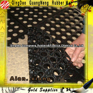 Used Fo Rubber Hollow Mats/Interlocking Stable Mats pictures & photos