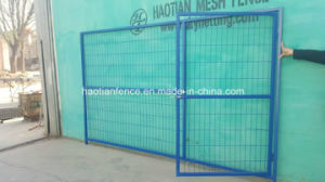 Hot Sale Canada Temporary Construction Site Fence Panels pictures & photos
