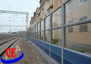 High Quality Polycarbonate (PC) Noise Barrier