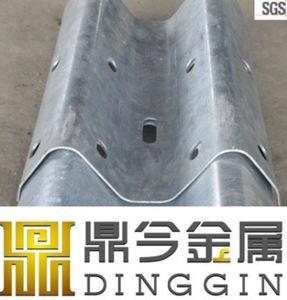 Zinc Coated Steel Highway Guardraiil pictures & photos