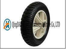 3.25-8 Solid PU Tire for Cargo Vehicle pictures & photos