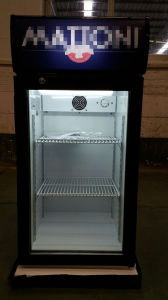 Table Top Display Cooler Counter Top Mini Fridge With Ce, CB