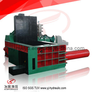 Waste Metal Baling Press Machine with Integration Design (YDT-200A) pictures & photos
