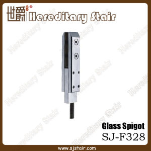 Floor Mounting Square Glass Spigot for Swimming Pool (SJ-328) pictures & photos