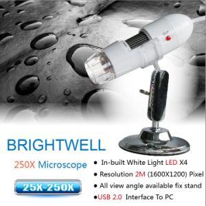CE & FCC Approved J500x Video Digital Microscope (BW788)