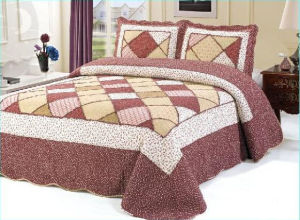 Hot Patchwork Bedsheets pictures & photos
