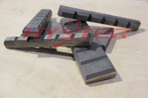 ASTM A532 White Iron Wear Resistant Chock Blocks pictures & photos