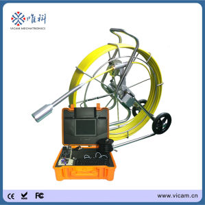 120m Push Rod Inspection Camera with 30m Underwater Inspection Camera pictures & photos