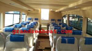 30seats Fiberglass Speed Passenger Boat/Ferry Boat/Crew Boat pictures & photos