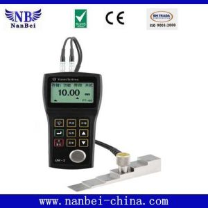 Ultrasonic Thickness Gauge with High Stability pictures & photos