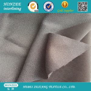 China Whole Sale Waterjet Woven Interlining with Low Price pictures & photos