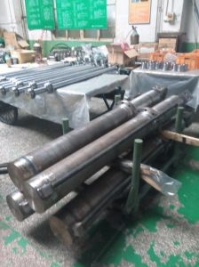 Front Flange Type Engineering Hydraulic Cylinder pictures & photos