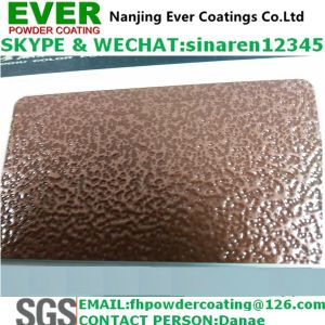 2016 Thermosetting Antique Copper Vein Style Powder Coating Paint Spray pictures & photos