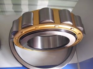 Copper Cage Bearing Product Cylindrical Roller Bearing with Brass Cage pictures & photos