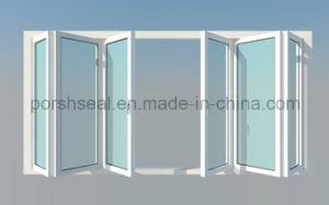 PVC Folding Door, Glass Door, Home Door