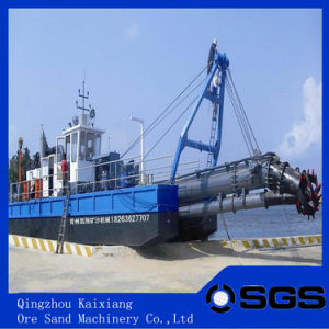 Customized Heavy Duty Cutter Suction Dredger pictures & photos