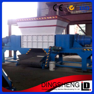 Factory Direct Sale Twin Shaft Plastic Crusher pictures & photos