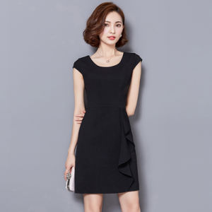 Hot Sale Women Pencil Dress Lady Career Slim Ol Dresses pictures & photos