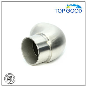 Stainless Steel Round End Tube Connector (52011) pictures & photos