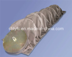 High Temperature PTFE Coated Fiberglass Filter Cloth for Silicon Industry pictures & photos