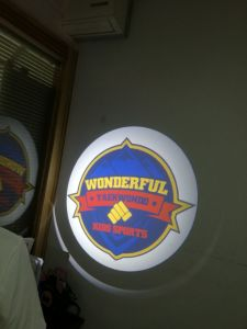 20W LED Outdoor Logo Projector Gobo Lights for Advertising pictures & photos