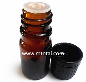 5ml Amber Color Essential Oil Bottle pictures & photos