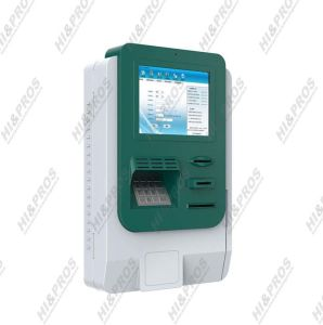 "10"" Wall Mounted Payment Machine"