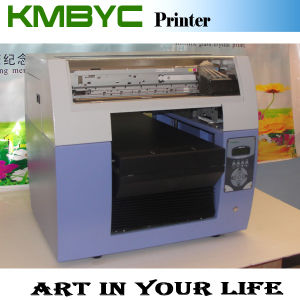 Flatbed Digital A3 UV LED Printer for Pen Logo Printing pictures & photos