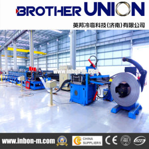 Z Purlin Roller Forming Machine pictures & photos