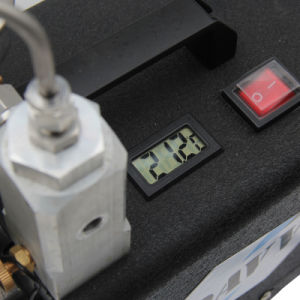 300 Bar 400bar 30MPa 40MPa 4500psi 6000psi Portable High Pressure Air Compressor Pcp Airgun Scuba Rifle Electrical 220V Air Pump pictures & photos