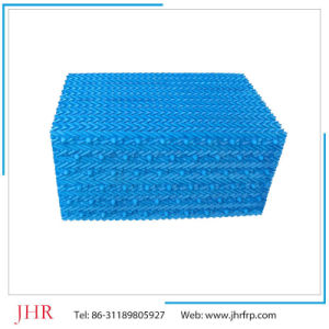 PVC Fills 500mm Width Square PVC Fill for Cooling Towers pictures & photos