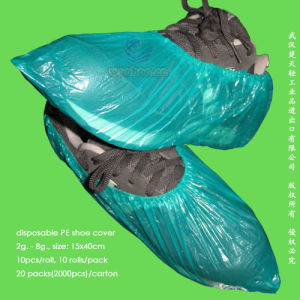 Disposable LDPE Shoe Cover pictures & photos