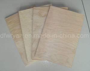 High Grade 18mm Birch Plywood Fancy Plywood pictures & photos