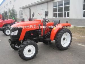 4 Wheel Drive 26HP Farm Tractor Sh264 pictures & photos