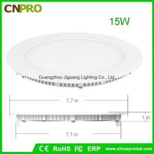 LED Recessed/Ceiling/Suspending Mounting Panel Light 15W with 2 Years Warranty pictures & photos