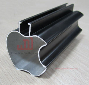 Aluminium Power Coated Extrusion Profile